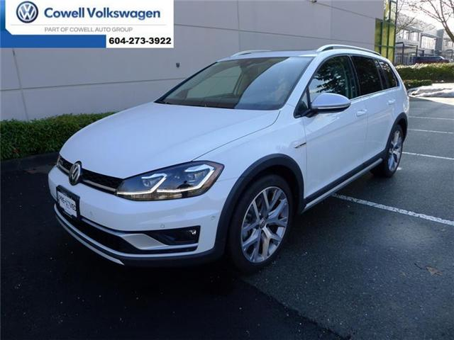 2018 Volkswagen Golf Alltrack 1.8 TSI (Stk: VWPE5755) in Richmond - Image 1 of 20
