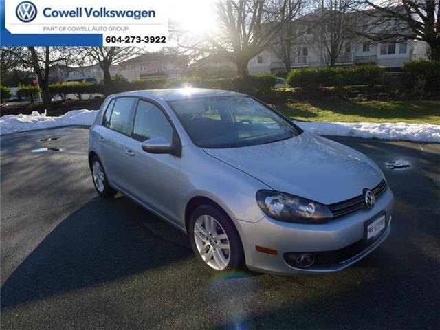 2011 Volkswagen Golf 2.0 TDI Comfortline (Stk: V1179573V) in Richmond - Image 1 of 17