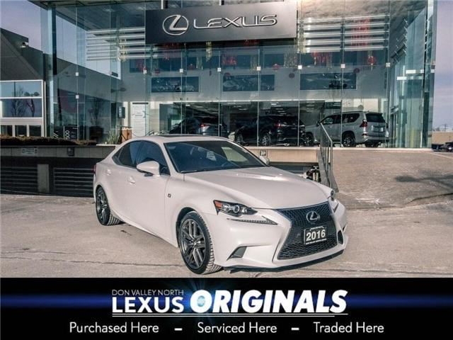 2016 Lexus IS 350 Base (Stk: OR27203A) in Markham - Image 1 of 25