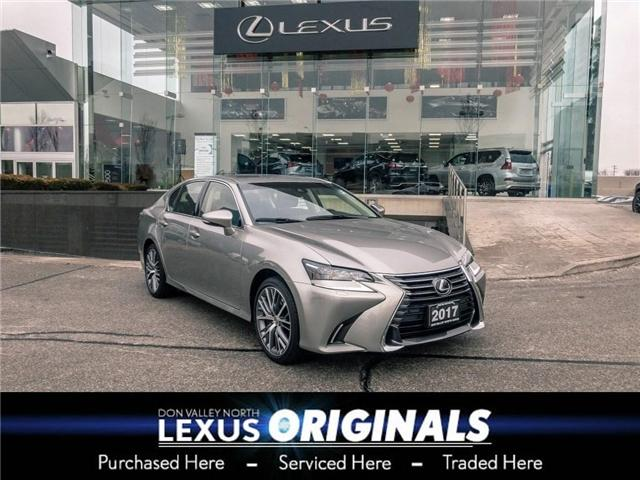 2017 Lexus GS 350 Base (Stk: OR27316A) in Markham - Image 1 of 24