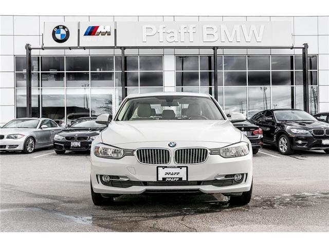 2014 BMW 320i xDrive (Stk: U5313) in Mississauga - Image 2 of 22