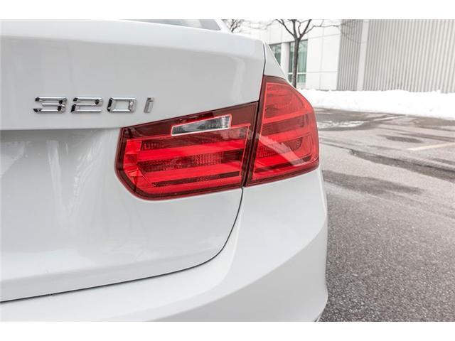 2014 BMW 320i xDrive (Stk: U5313) in Mississauga - Image 22 of 22