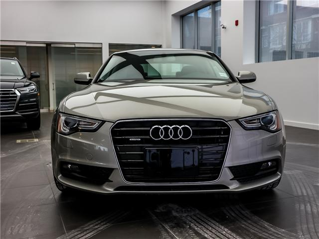2013 Audi A5 2.0T Premium Plus (Stk: P3057A) in Toronto - Image 2 of 28
