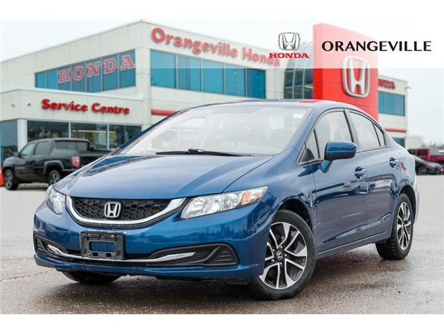 2015 Honda Civic EX (Stk: F19064A) in Orangeville - Image 1 of 20