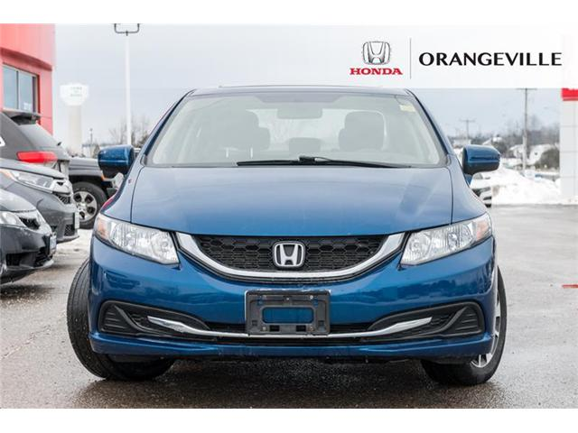 2015 Honda Civic EX (Stk: F19064A) in Orangeville - Image 2 of 20