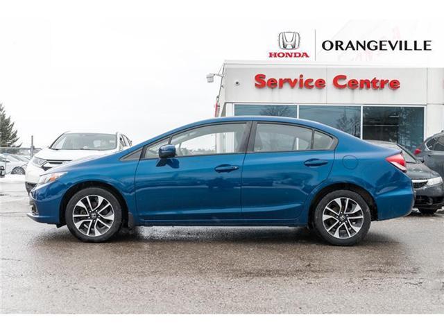 2015 Honda Civic EX (Stk: F19064A) in Orangeville - Image 3 of 20
