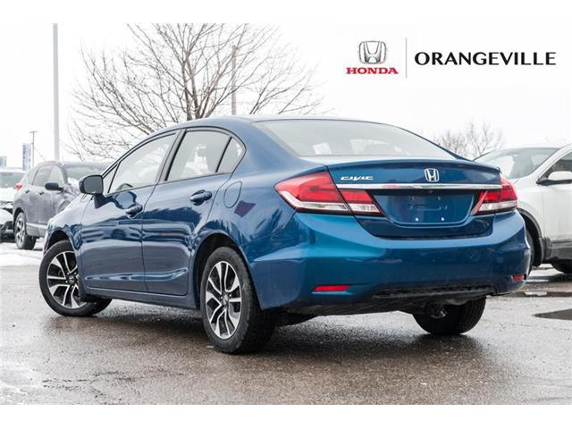 2015 Honda Civic EX (Stk: F19064A) in Orangeville - Image 5 of 20
