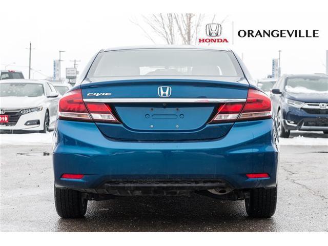 2015 Honda Civic EX (Stk: F19064A) in Orangeville - Image 6 of 20