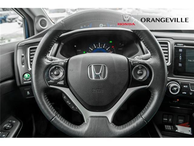 2015 Honda Civic EX (Stk: F19064A) in Orangeville - Image 9 of 20