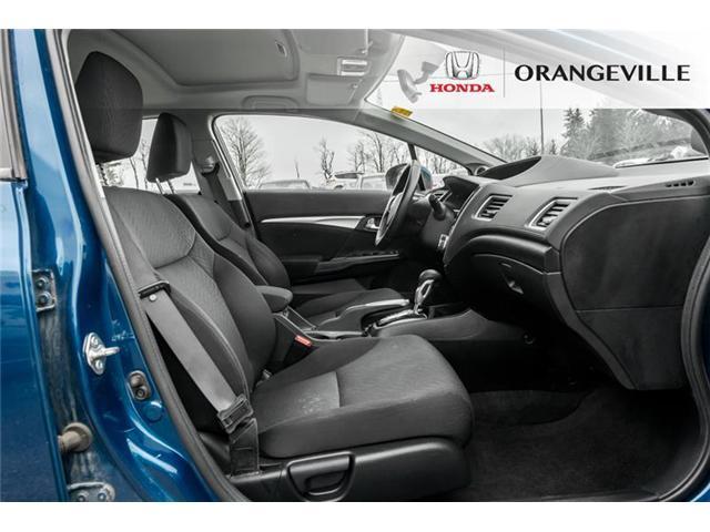 2015 Honda Civic EX (Stk: F19064A) in Orangeville - Image 17 of 20