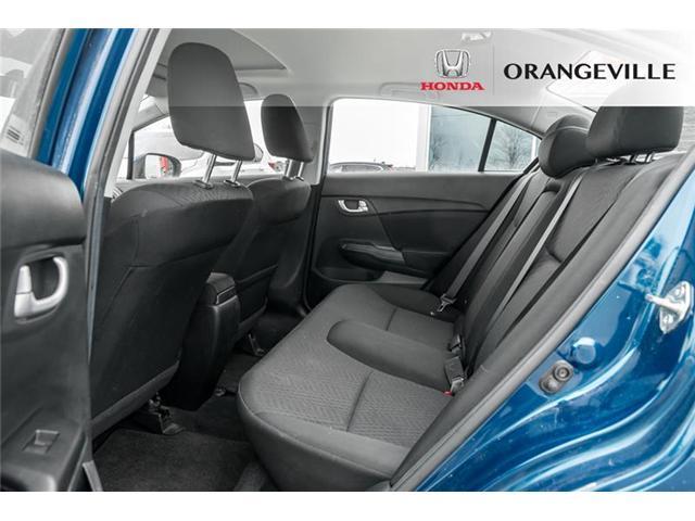 2015 Honda Civic EX (Stk: F19064A) in Orangeville - Image 18 of 20