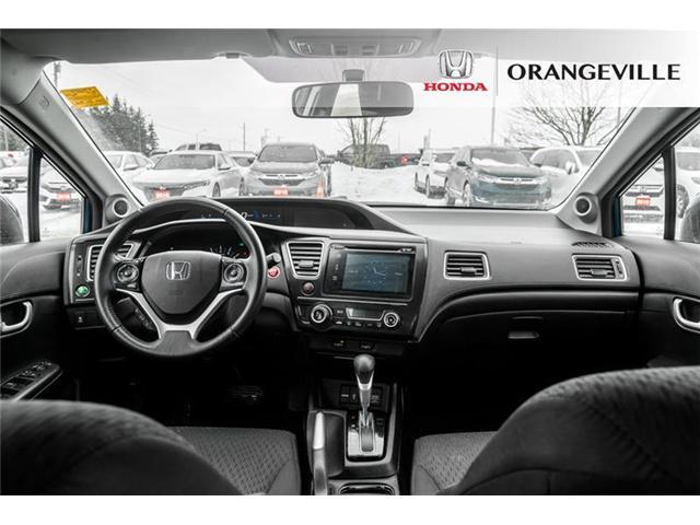 2015 Honda Civic EX (Stk: F19064A) in Orangeville - Image 19 of 20