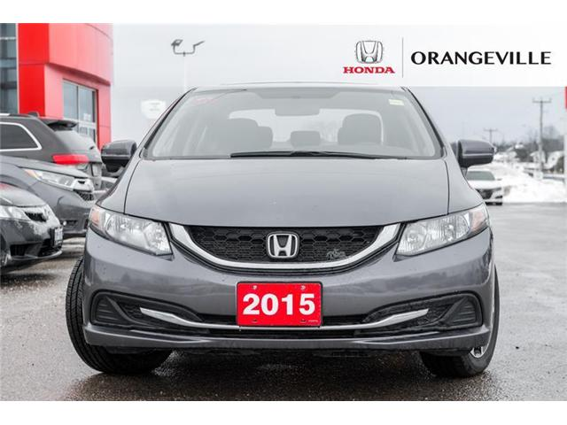 2015 Honda Civic EX (Stk: U3075) in Orangeville - Image 2 of 20