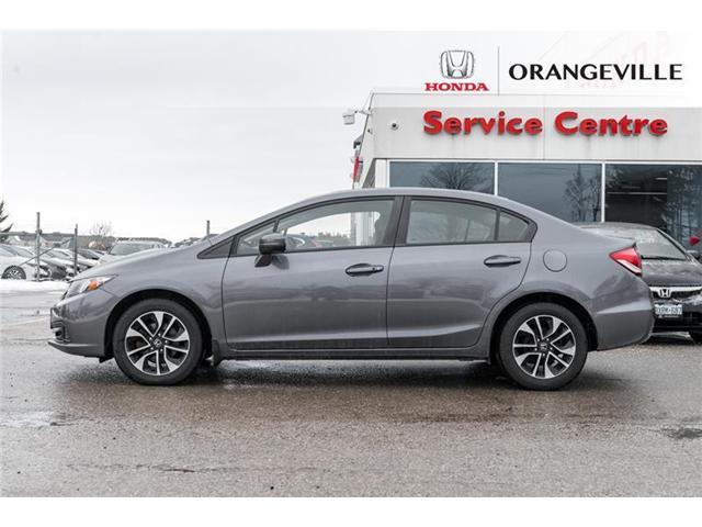 2015 Honda Civic EX (Stk: U3075) in Orangeville - Image 3 of 20
