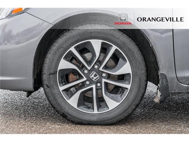 2015 Honda Civic EX (Stk: U3075) in Orangeville - Image 4 of 20