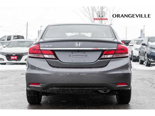 2015 Honda Civic EX (Stk: U3075) in Orangeville - Image 6 of 20