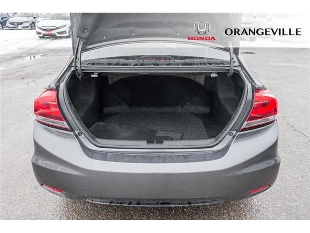 2015 Honda Civic EX (Stk: U3075) in Orangeville - Image 7 of 20