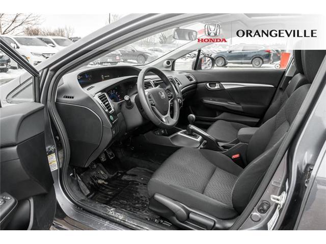 2015 Honda Civic EX (Stk: U3075) in Orangeville - Image 8 of 20