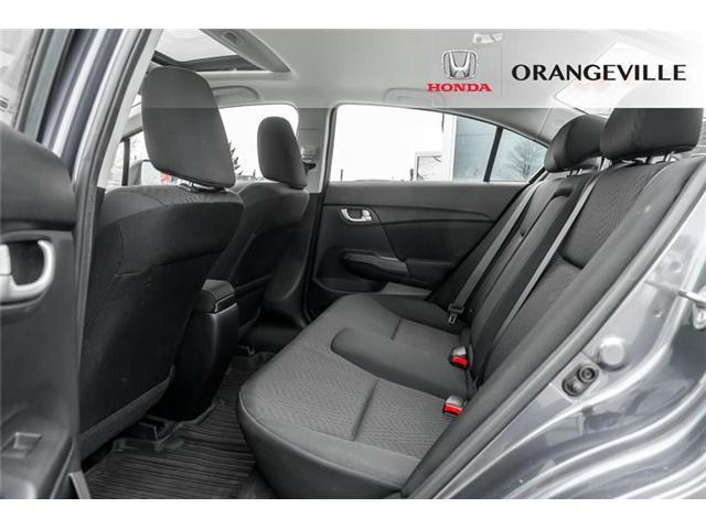 2015 Honda Civic EX (Stk: U3075) in Orangeville - Image 18 of 20
