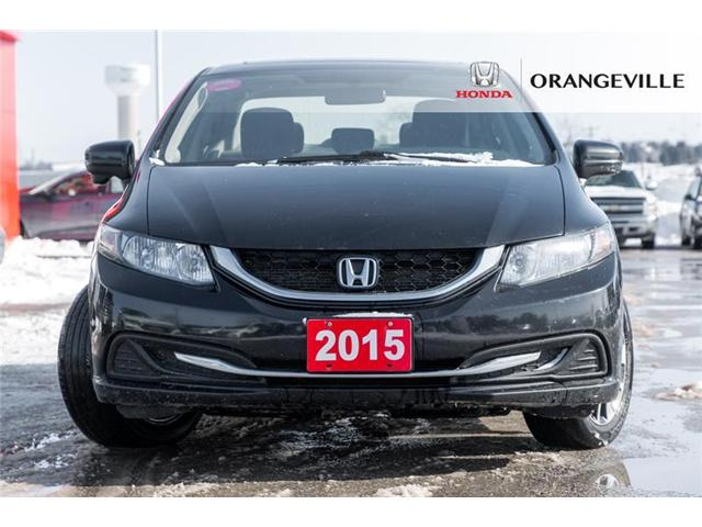 2015 Honda Civic EX (Stk: U3078) in Orangeville - Image 2 of 22