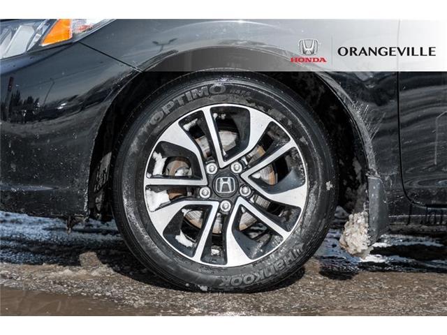2015 Honda Civic EX (Stk: U3078) in Orangeville - Image 4 of 22