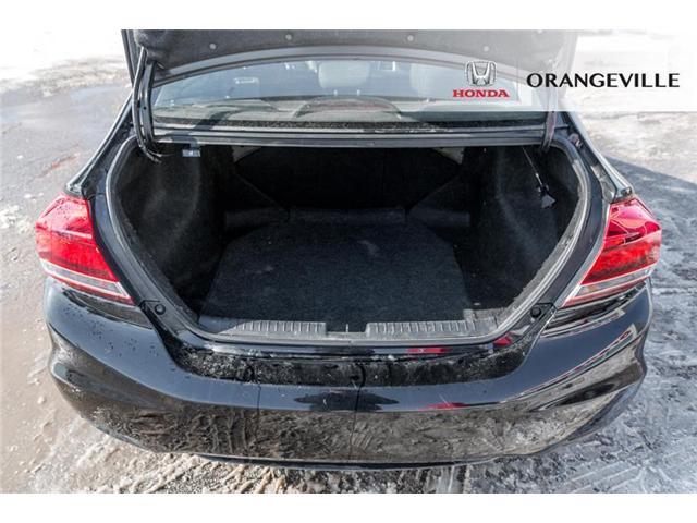 2015 Honda Civic EX (Stk: U3078) in Orangeville - Image 7 of 22