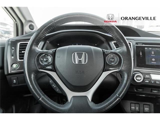 2015 Honda Civic EX (Stk: U3078) in Orangeville - Image 10 of 22