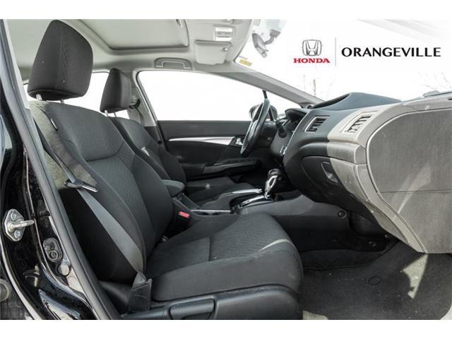 2015 Honda Civic EX (Stk: U3078) in Orangeville - Image 19 of 22