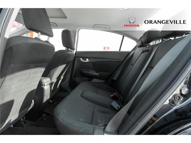 2015 Honda Civic EX (Stk: U3078) in Orangeville - Image 20 of 22