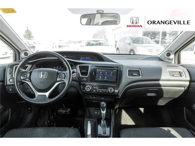2015 Honda Civic EX (Stk: U3078) in Orangeville - Image 21 of 22