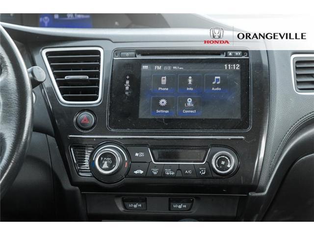 2015 Honda Civic EX (Stk: U3078) in Orangeville - Image 22 of 22
