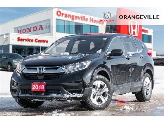 2018 Honda CR-V LX (Stk: U3091) in Orangeville - Image 1 of 19