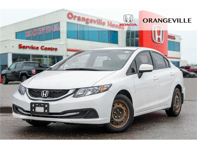 2015 Honda Civic LX (Stk: Y18016A) in Orangeville - Image 1 of 19