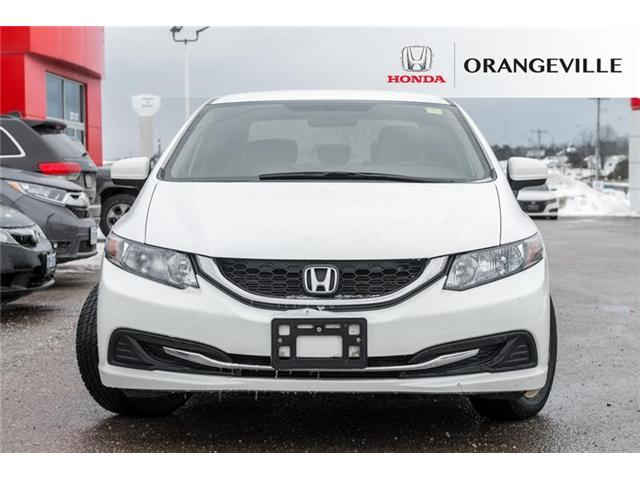 2015 Honda Civic LX (Stk: Y18016A) in Orangeville - Image 2 of 19