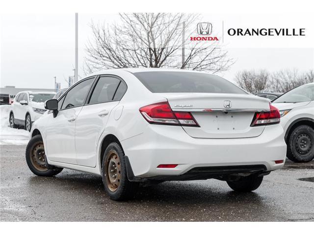2015 Honda Civic LX (Stk: Y18016A) in Orangeville - Image 4 of 19