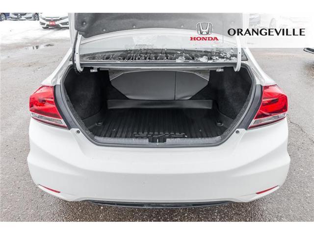 2015 Honda Civic LX (Stk: Y18016A) in Orangeville - Image 6 of 19