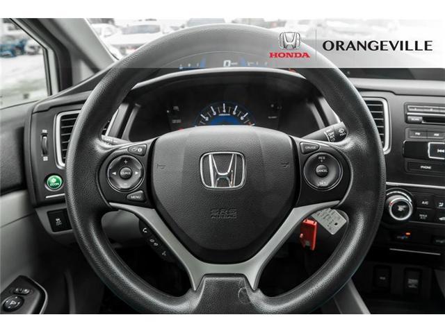 2015 Honda Civic LX (Stk: Y18016A) in Orangeville - Image 8 of 19