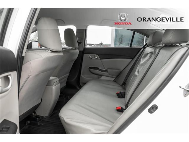 2015 Honda Civic LX (Stk: Y18016A) in Orangeville - Image 17 of 19