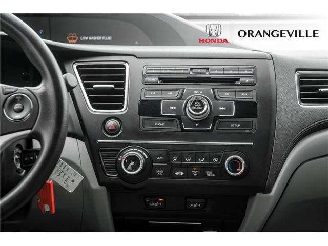 2015 Honda Civic LX (Stk: Y18016A) in Orangeville - Image 19 of 19