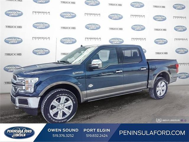 2018 Ford F-150 King Ranch (Stk: 18FE526) in Owen Sound - Image 1 of 25