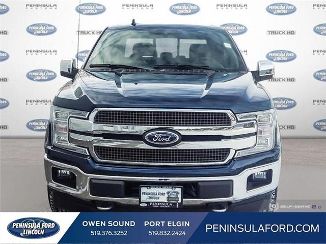 2018 Ford F-150 King Ranch (Stk: 18FE526) in Owen Sound - Image 2 of 25