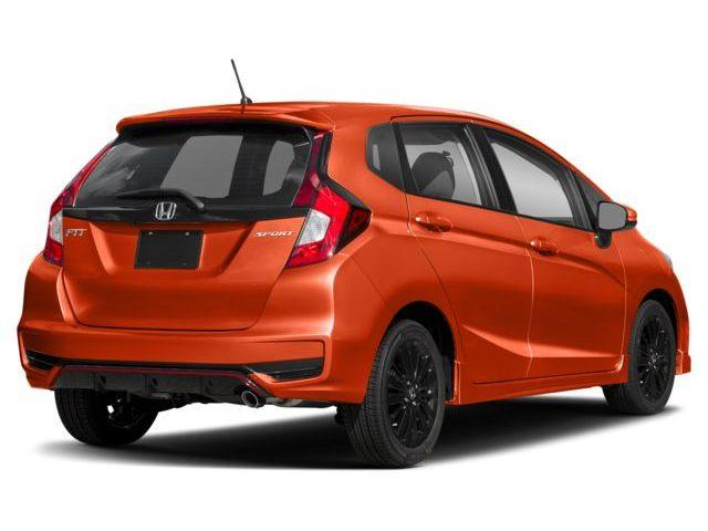 2019 Honda Fit Sport (Stk: F19570) in Toronto - Image 3 of 9