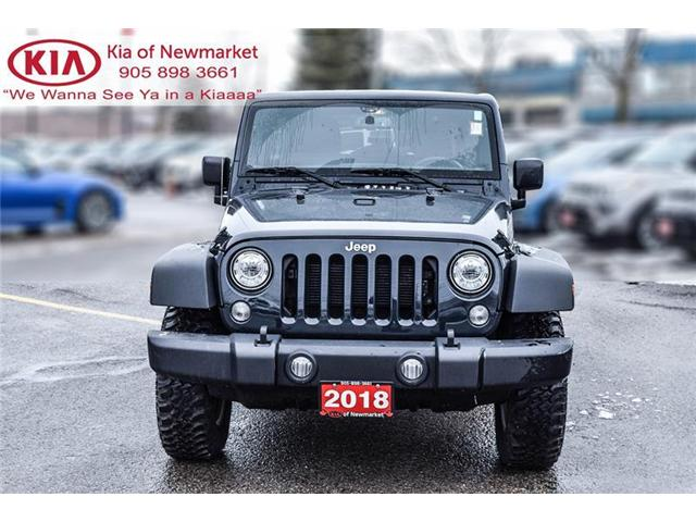 2018 Jeep Wrangler JK Unlimited Rubicon (Stk: P0677) in Newmarket - Image 2 of 19