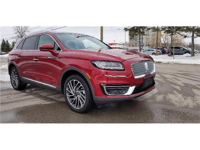 2019 Lincoln Nautilus Reserve (Stk: P8519) in Unionville - Image 1 of 24