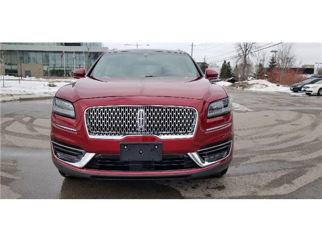 2019 Lincoln Nautilus Reserve (Stk: P8519) in Unionville - Image 2 of 24