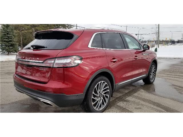 2019 Lincoln Nautilus Reserve (Stk: P8519) in Unionville - Image 7 of 24