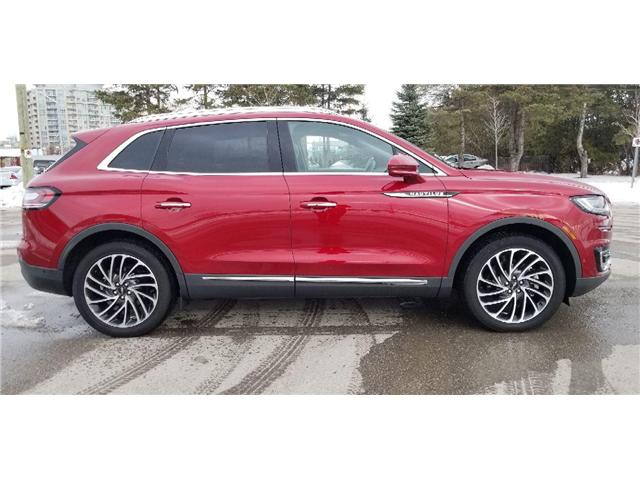 2019 Lincoln Nautilus Reserve (Stk: P8519) in Unionville - Image 8 of 24