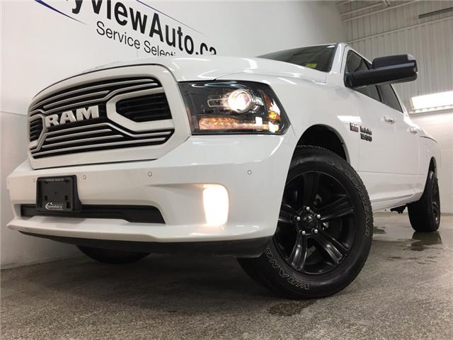 2018 RAM 1500 Sport (Stk: 34501W) in Belleville - Image 2 of 30