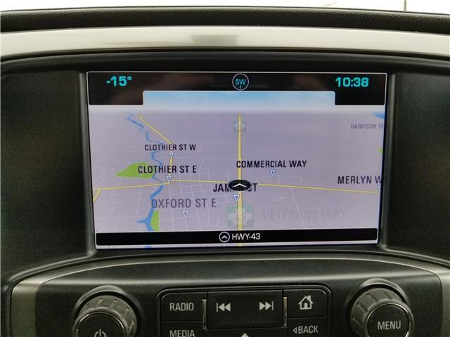 2018 Chevrolet Silverado 3500HD LTZ (Stk: ) in Kemptville - Image 12 of 26