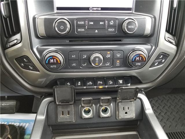 2018 Chevrolet Silverado 3500HD LTZ (Stk: ) in Kemptville - Image 13 of 26